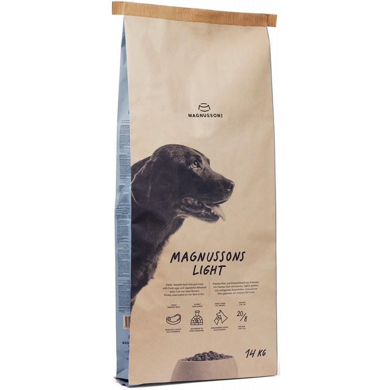Сухой корм для собак Magnusson Meat&Biscuit Light 4,5 кг