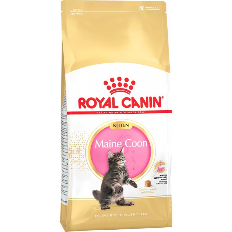 Сухой корм для котят Royal Canin Kitten Maine Coon 4 кг