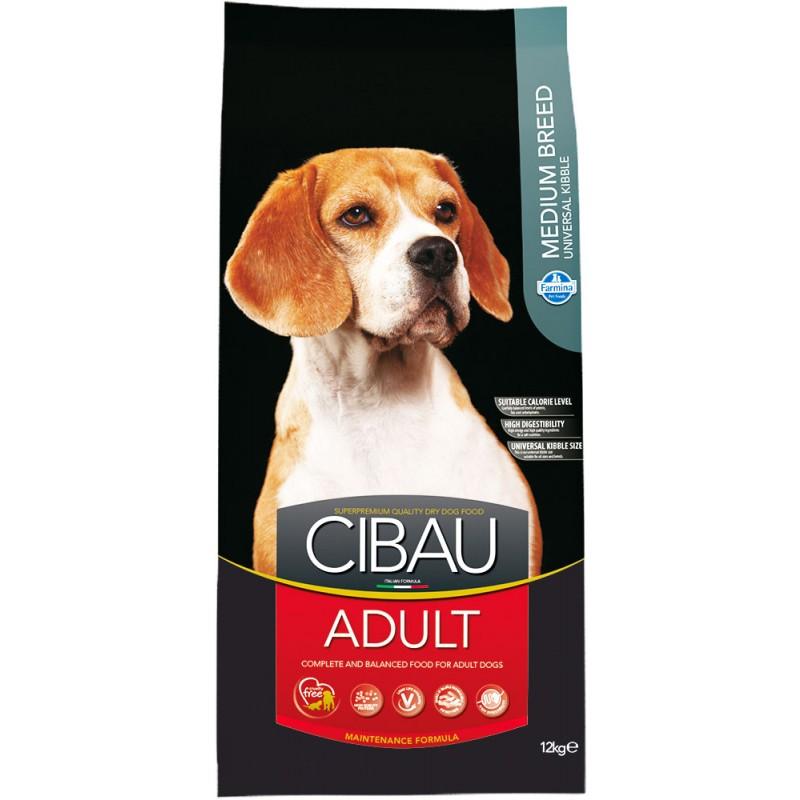 Сухой корм для собак Farmina Cibau Adult Medium 12 кг
