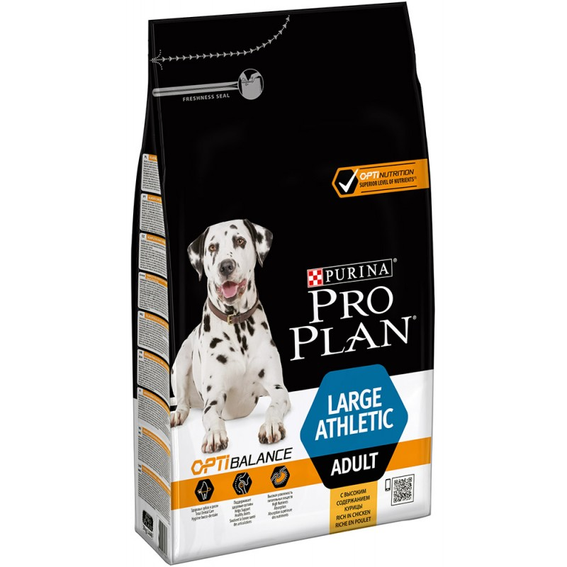 Сухой корм для собак Purina Pro Plan Adult Large Athletic 14 кг