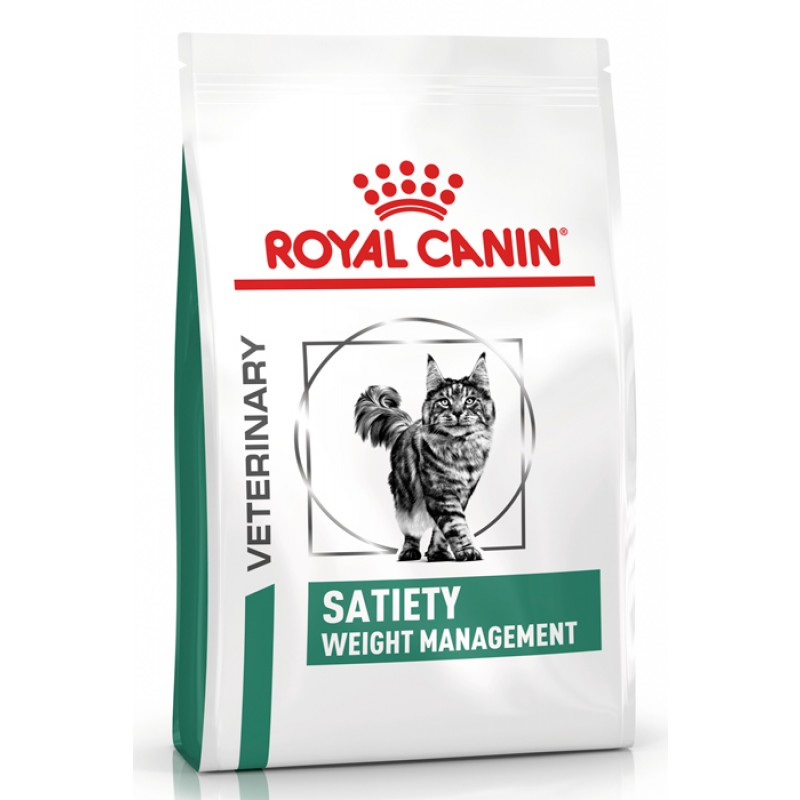 Сухой корм Royal Canin Satiety Weight Management SAT34 диета для кошек 1,5 кг