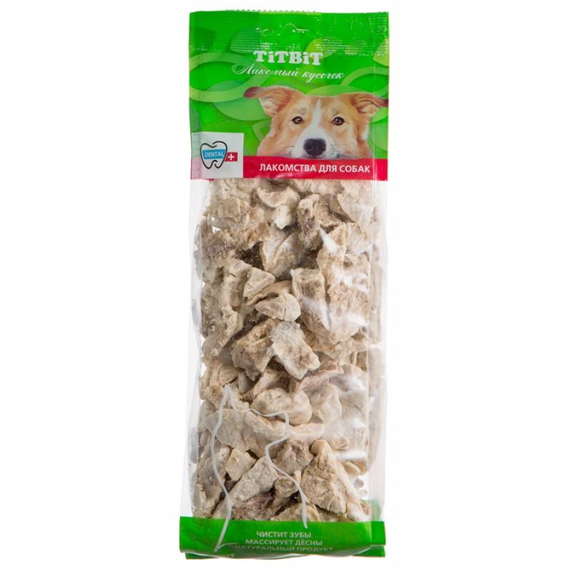 Лакомство для собак Titbit Легкое говяжье XXL 0,067 кг