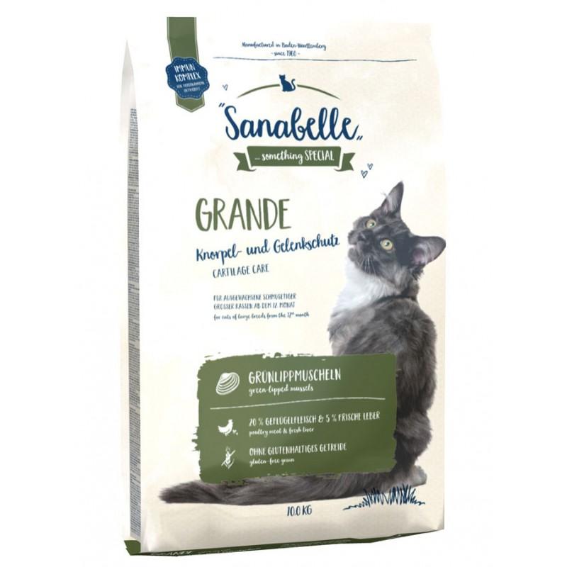 Сухой корм для кошек Sanabelle Grande 10 кг
