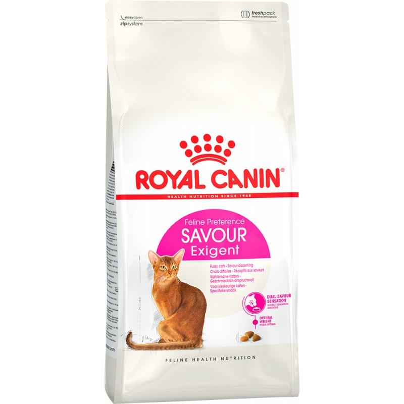Сухой корм для кошек Royal Canin Exigent Savour Sensation 35/30 0,4 кг