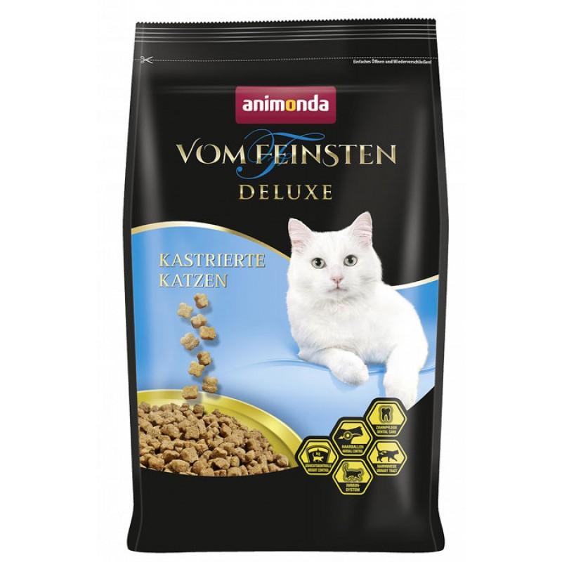 Сухой корм для кошек Animonda Vom Feinsten Deluxe Castrated 1,75 кг