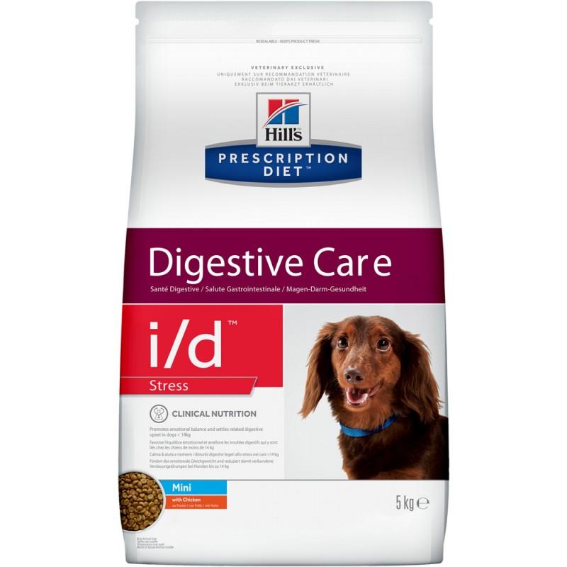 Сухой корм Hills Prescription Diet i/d + Stress Mini диета для собак 5 кг