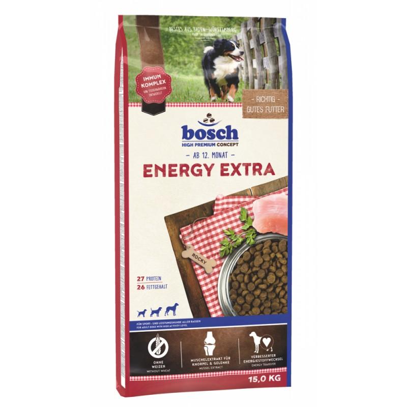 Сухой корм для собак Bosch Energy Extra 15 кг