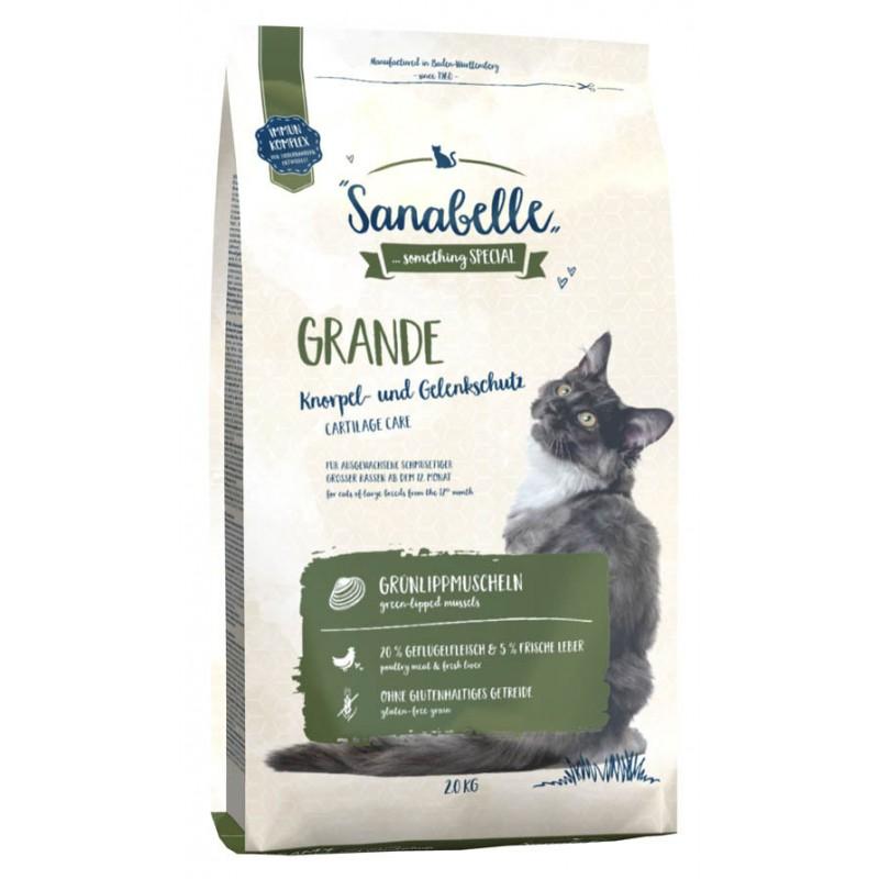 Сухой корм для кошек Sanabelle Grande 2 кг