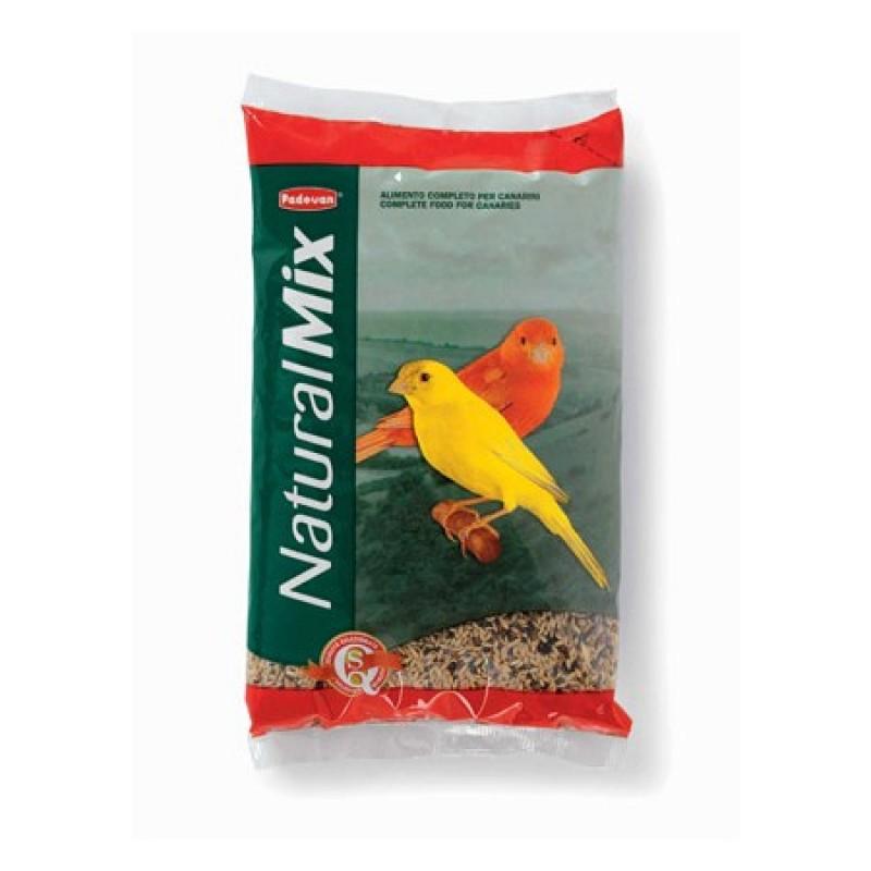 Сухой корм для канареек Padovan Naturalmix Canarini основной 1 кг