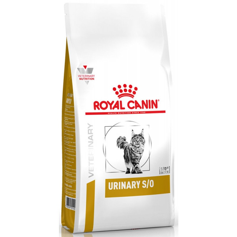 Сухой корм Royal Canin Urinary S/O LP34 диета для кошек 7 кг
