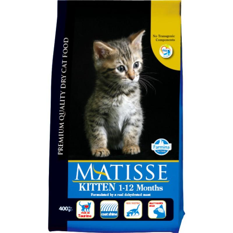 Сухой корм для котят Farmina Matisse Kitten 1-12 Months 1,5 кг