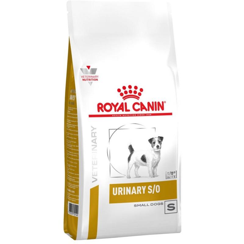 Сухой корм Royal Canin Urinary S/O Small Dog USD20 диета для собак 1,5 кг