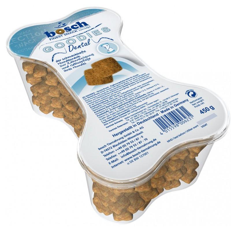 Лакомство для собак Bosch Goodies Dental 0,45 кг
