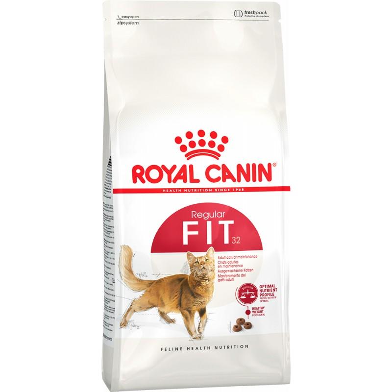Сухой корм для кошек Royal Canin Fit 32 2 кг
