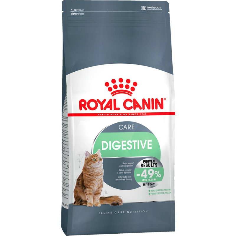 Сухой корм для кошек Royal Canin Digestive Care 2 кг