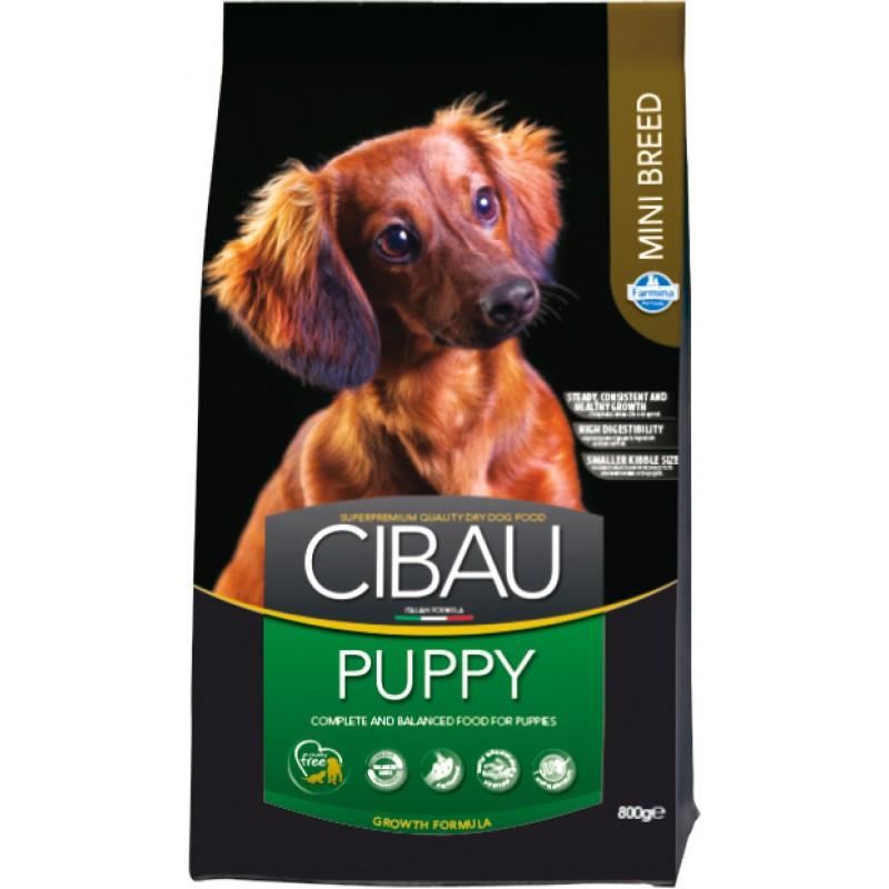 Сухой корм для щенков Farmina Cibau Puppy Mini 0,8 кг