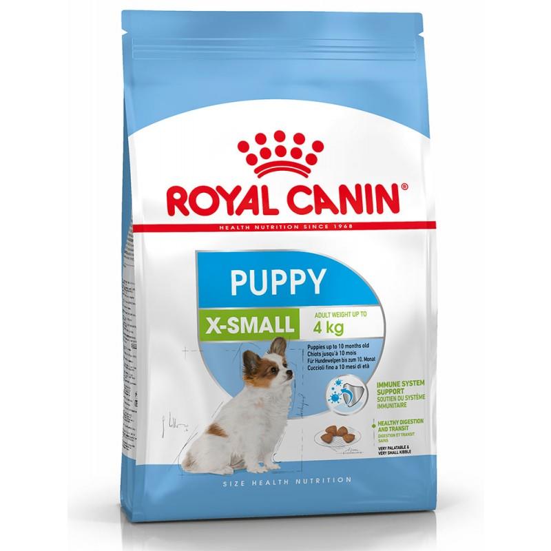 Сухой корм для щенков Royal Canin X-Small Puppy 3 кг