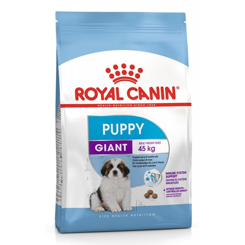Сухой корм для щенков Royal Canin Giant Puppy 15 кг