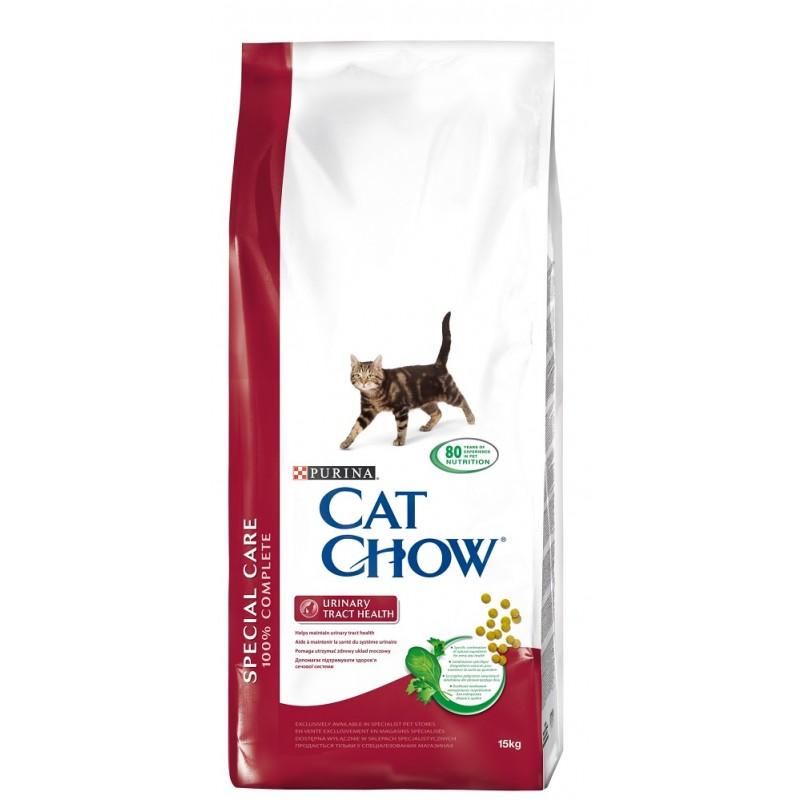 Сухой корм для кошек Cat Chow Special Care Urinary 15 кг