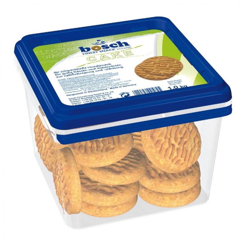 Лакомство для собак Bosch Cake 1 кг