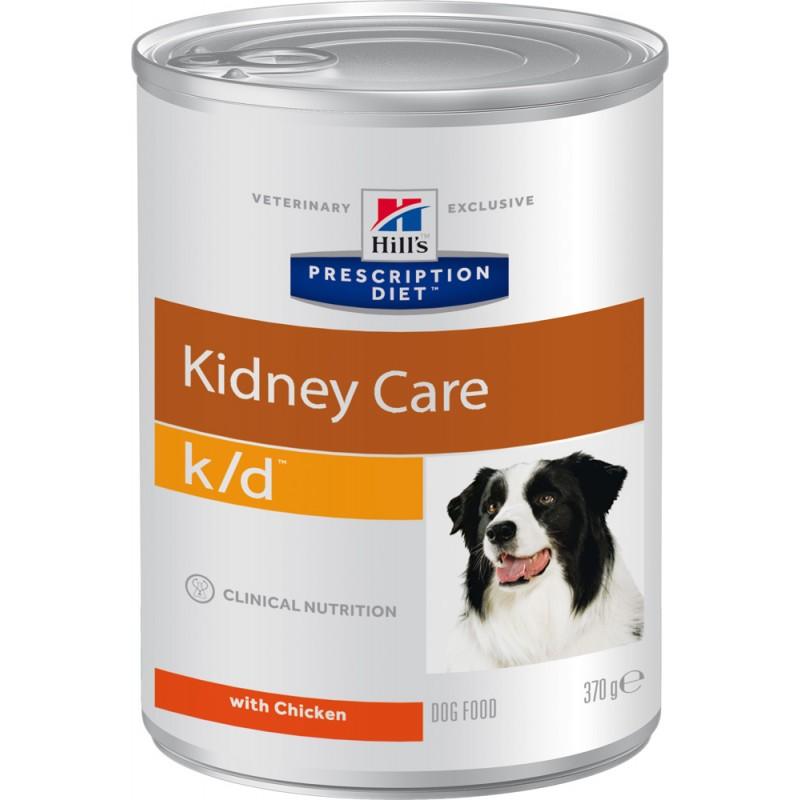 Влажный корм Hills Prescription Diet k/d Canine Renal Health диета для собак 0,37 кг
