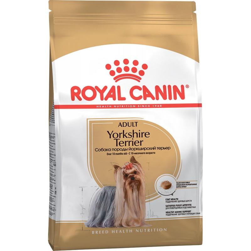 Сухой корм для собак Royal Canin Yorkshire Terrier Adult 3 кг